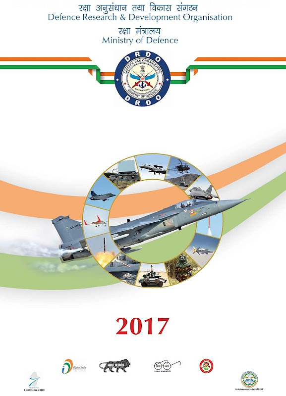 Download DRDO 2017 Calendar - India