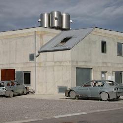 Nutzung Brandhaus