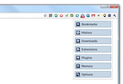Browser QuickLinks