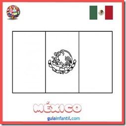 colorear mexico  (6)