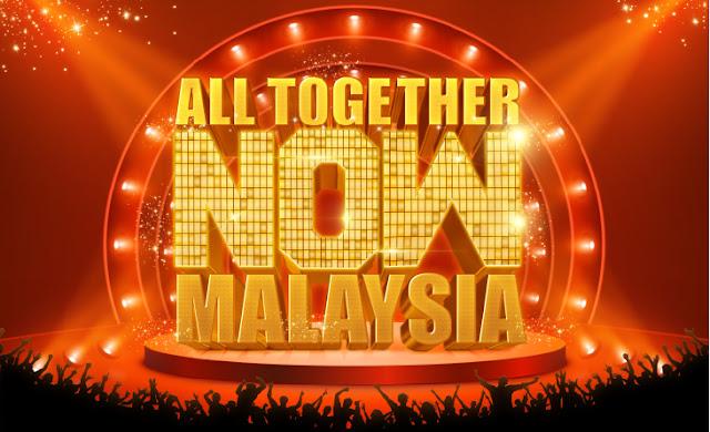 AKAN DATANG! ALL TOGETHER NOW MALAYSIA!