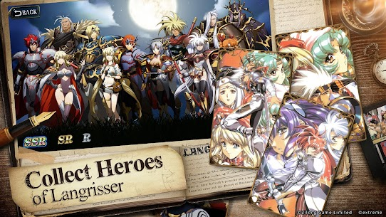 Langrisser MOD APK (Unlimited Recourse) for Android 2