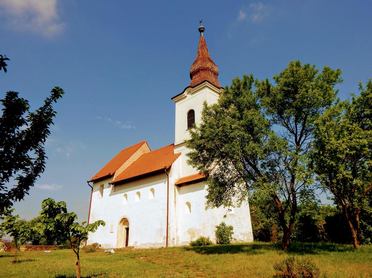 Zánka - református műemléktemplom