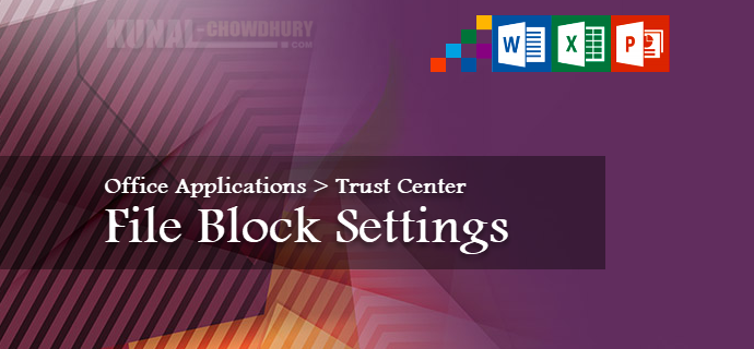ERROR: Attempting to open a file type that is blocked by your File Block settings (www.kunal-chowdhury.com)