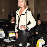 OIC - ENTSIMAGES.COM - Kimberley Garner at the  LFW a/w 2016: Barrus - catwalk show London 19th February 2016 Photo Mobis Photos/OIC 0203 174 1069