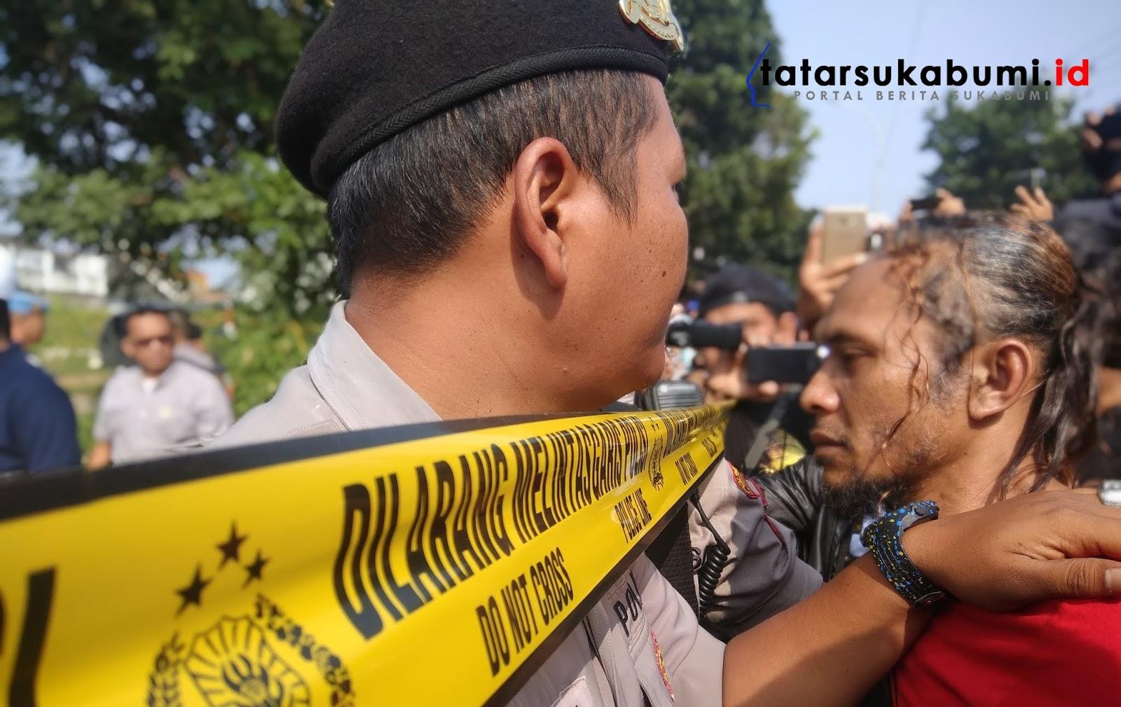 Rekontruksi Kasus Pembunuhan Gadis Cantik Berkerudung, Gunalan : Saya Minta Pelaku Dihukum Mati