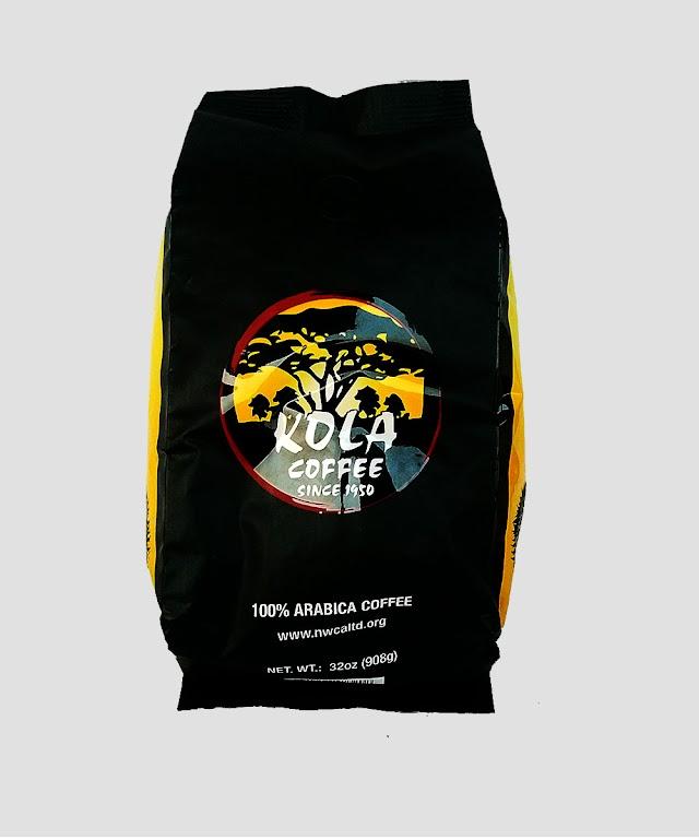 NWCA Brings Kola Coffee Closest to consumers