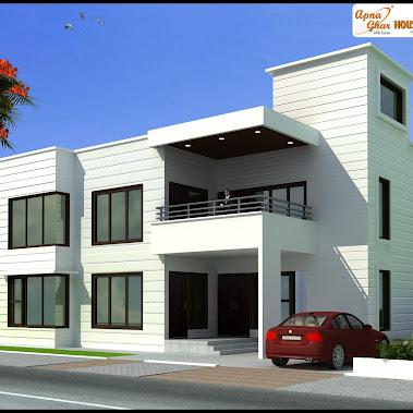 Readymade House Design Apnaghar Provides You Such New
