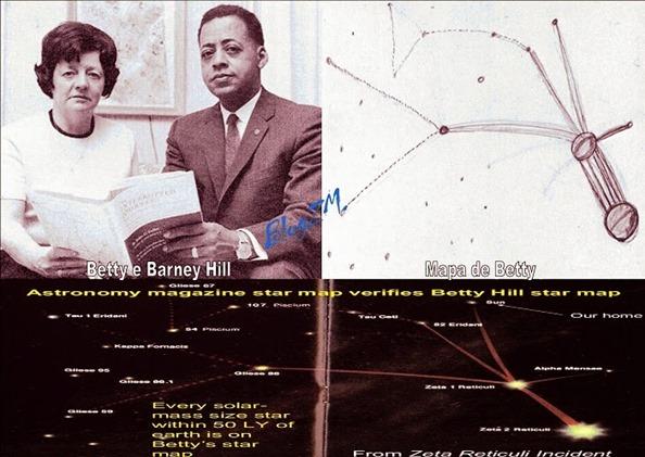 A abdução de Barney e Betty Hill