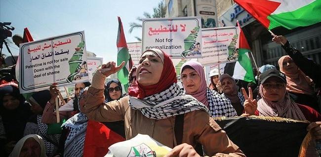 Fatah Dan Hamas Bersatu: Katakan Tidak Untuk Normalisasi UEA-Israel