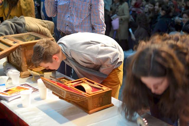 076 Avva Justin Parvu si Sfintii inchisorilor (Teatrul Luceafarul, Iasi, 2014.03.19)