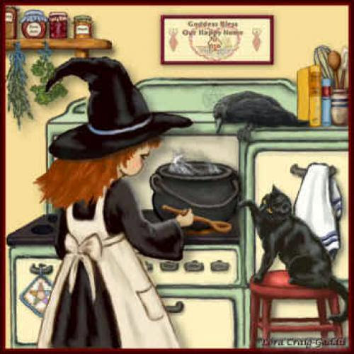 Calling All Kitchen Witches