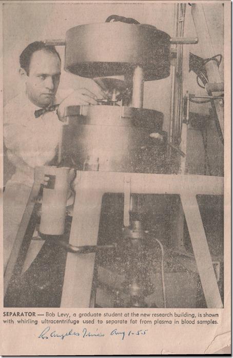 Rob Levy Separator LA Times 8_1_1955