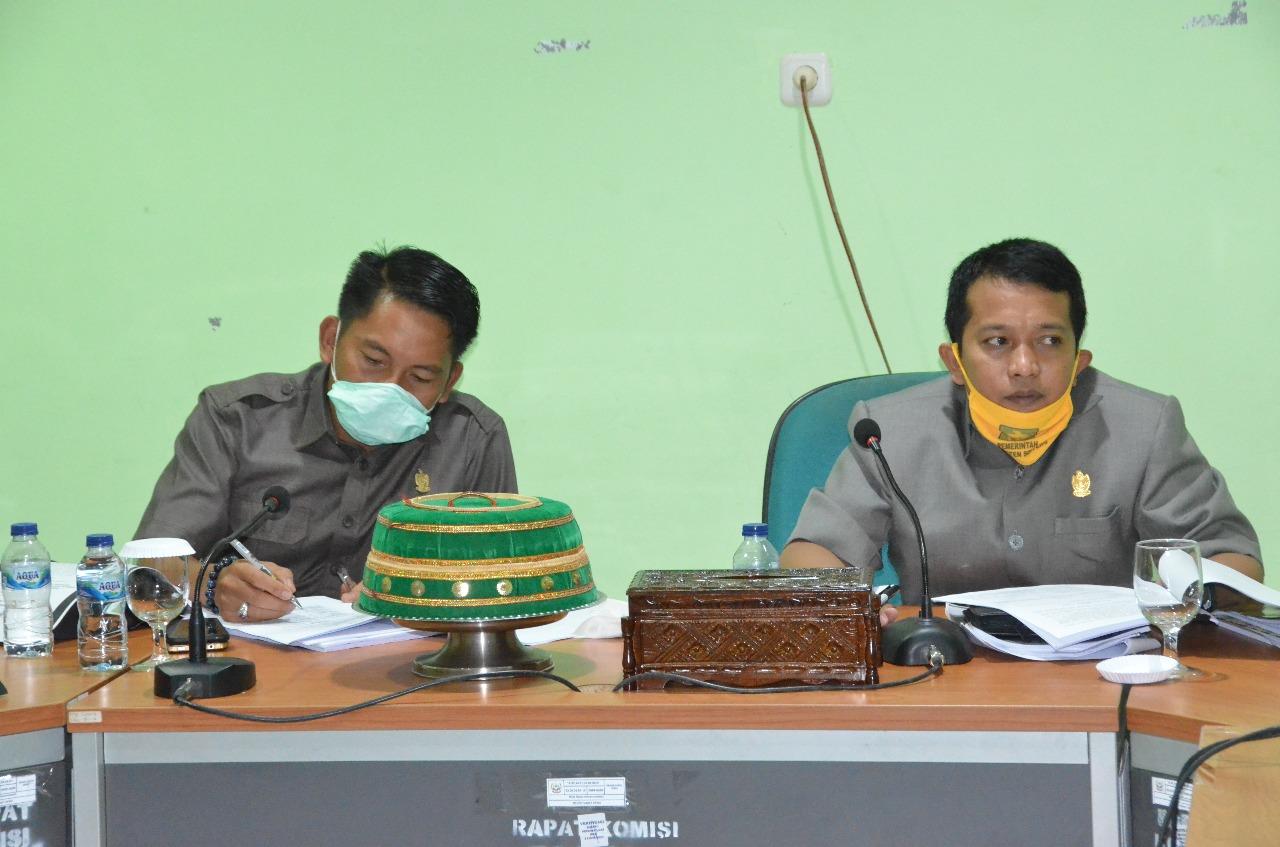 Ditengah Pandemi Covid-19, Anggota DPRD Soppeng Tetap Aktif Bekerja