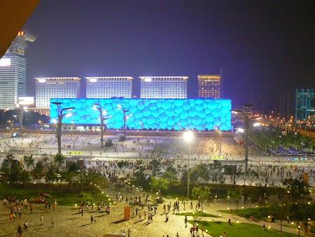 18. Cubul de apa - Beijing.JPG