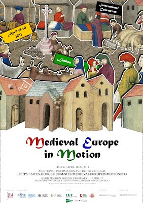Medieval Europe in Motiion