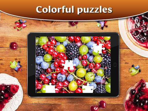 Jigsaw Puzzle Collection HD screenshot 9