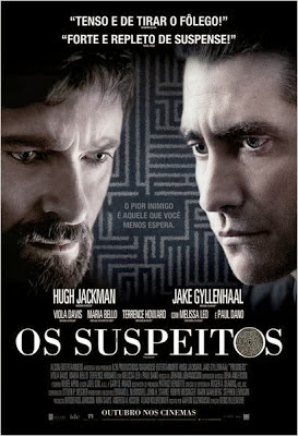 Os Suspeitos – HDRip AVI e RMVB Legendado (2013)
