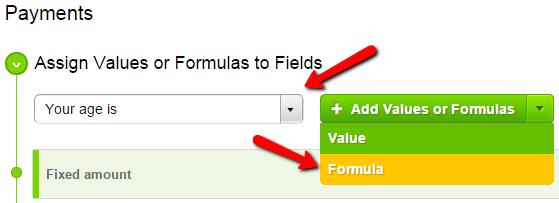 form calculations