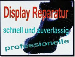Lumix Display Reparatur