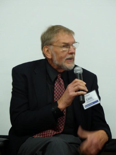 Expert Panel - Carl Holmgren