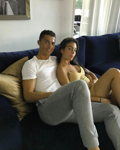 Cristiano Ronaldo Welcomes Baby Twins