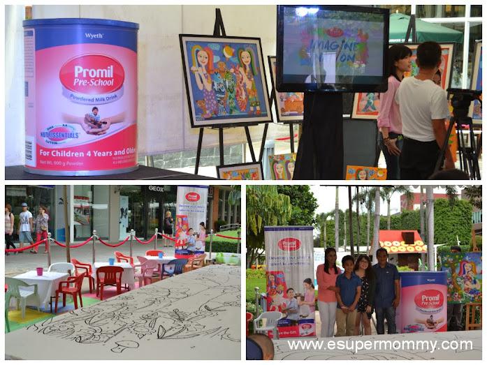 Promil Pre-school Hamzah Marbella Launch