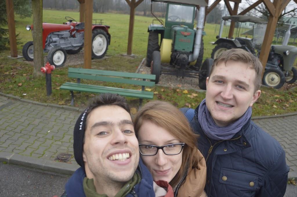 Wizyta na Uniwersytecie Rolniczym - biopaliwa - _DSC0292.JPG