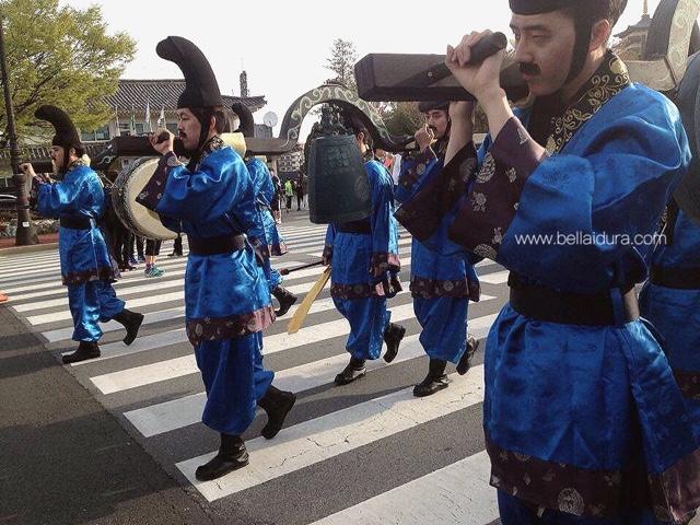 Gyeongju sakura marathon