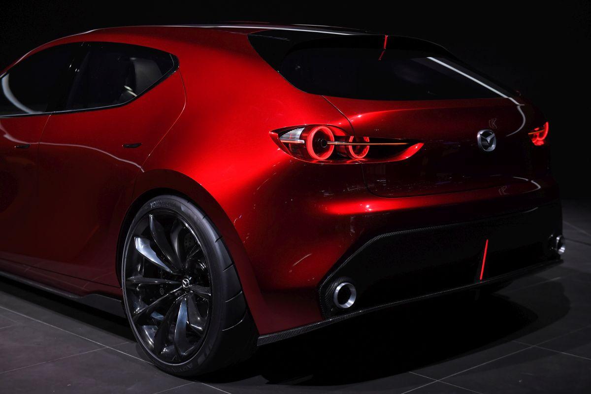 Tokyo 2017 Mazda Kai Concept W Video