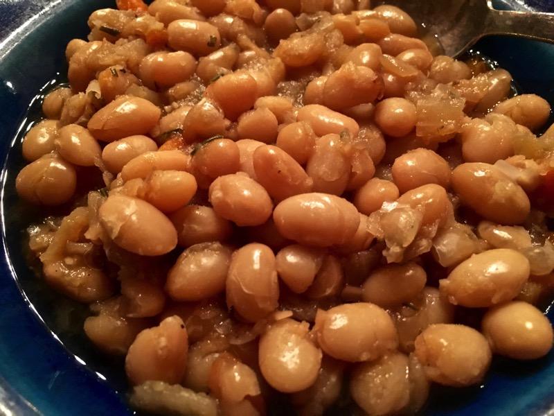 Marrowbone beans