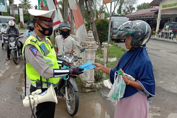 Hari Pertama Operasi Zebra, Ditlantas Polda Aceh Keluarkan 546 Lembar Tilang