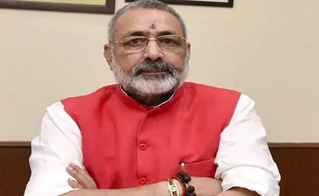 गिरिराज सिंह ने किम जोंग से की ममता बनर्जी की तुलना, राहुल गांधी पर बोले- फसल पहचानने की नहीं क्षमता