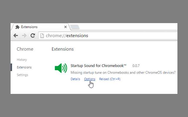 Startup Sound for Chromebook™