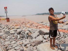 coluna zero, meio ambiente, sustentabilidade, amazônia, amazônia pública, rio madeira, porto velho, rondônia, hidrelétrica, desmatamento, degradação