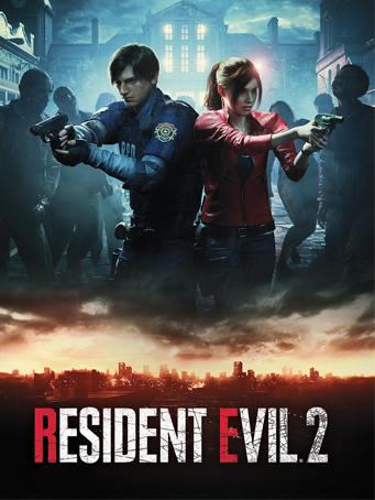 โหลดเกมส์ (PC) Resident Evil 2 ยิงซอมบี้ยอดนิยม