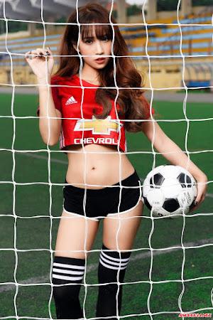 Hot girl Nga Đoàn
