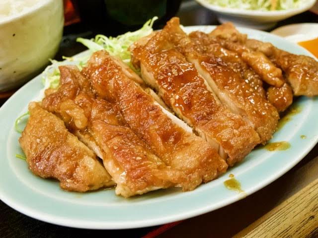 鶏テリヤキ