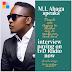 JTE Gist: M.I. Abaga talks inspiration behind 'You Rappers Should Fix Up Your Lives' ,Listen!