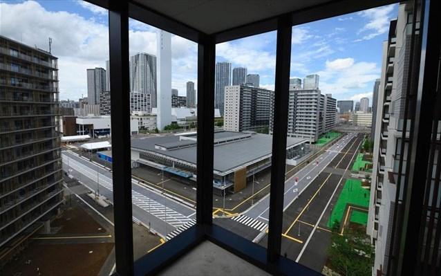 Τόκιο: Το Ολυμπιακό Χωριό μετά την ολοκλήρωση των αγώνων