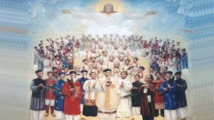 Anh em làm chứng cho Thầy (17.11.2019 – Chúa Nhật 33 TN.  Kính trọng thể các thánh Tử đạo Việt Nam)