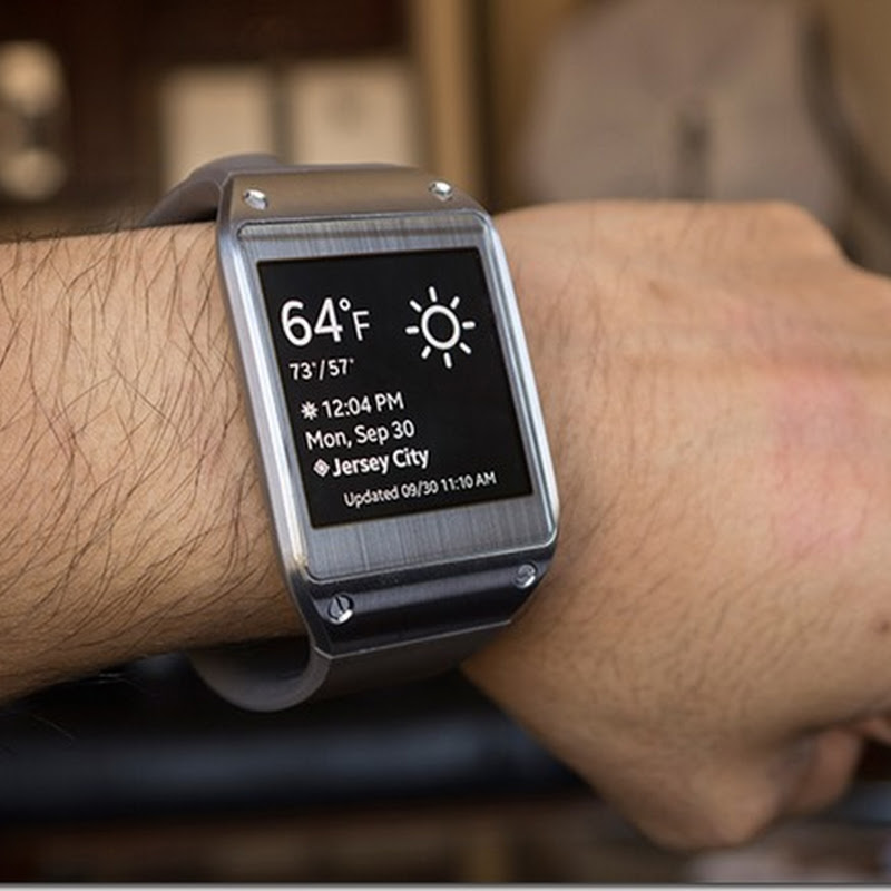 Review Amazing Smart Watch Samsung Galaxy Gear