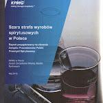 """""""Szara strefa wyrobów spirytusowych w Polsce"""", KPMG, Warszawa 2012.JPG"""