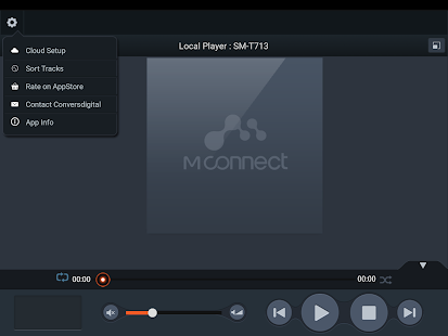 mconnect Player HD- screenshot thumbnail