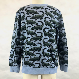 *SALE* Stella McCartney 8yrs Alligator Sweatshirt