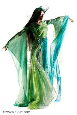 Elven Dance, Elven Girls
