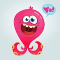 Funny Cartoon Monster Funny Free Download Vector CDR, AI, EPS and PNG Formats