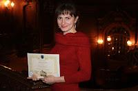 10 листопада 2017 р. у Будинку вчених відбулося урочисте нагородження лауреатів Премії Львівської обласної державної адміністрації та обласної ради для талановитих молодих вчених