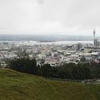 Auckland - Blick vom Vulkankrater Mount Eden