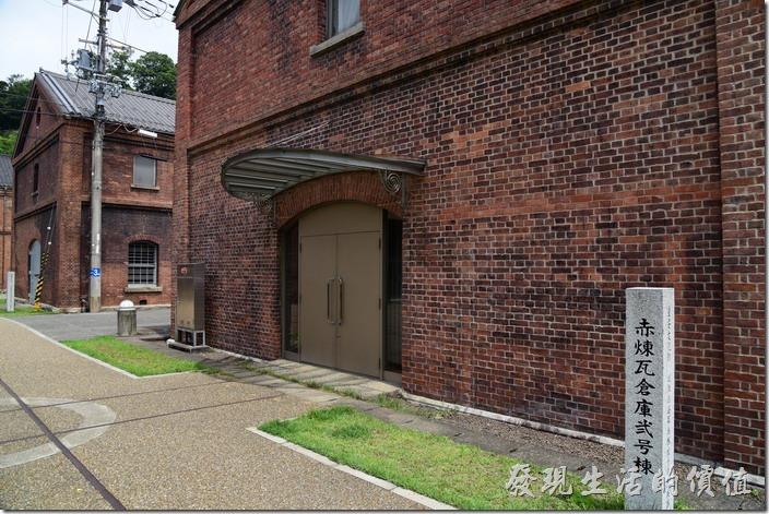 參觀日本舞鶴的世界紅磚博物館紅磚建築群